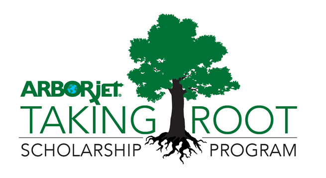 Arborjet Taking Root Scholarship